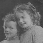 Stella and Ruth Pickering