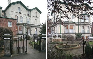 Ladies' school at Ravensworth Lodge principal: Rachel Pickering governess: Wilhelmina Pickering