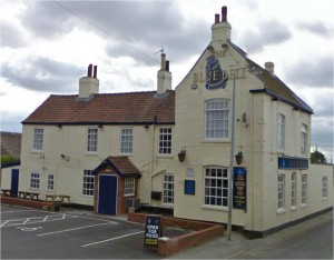 Blue Bell Inn, Sproatley owned by William Pickering, father and son