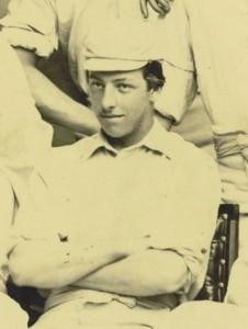 Francis Percival André Pickering Eton XI, 1870