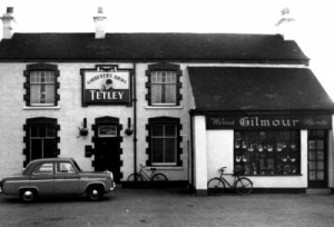 Gardeners Arms pub c1960 owner: Thomas Pickering