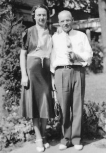 Opal Merrill and Harry Pickering