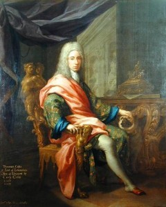 Thomas Coke, 1st Earl of Leicester
