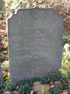 Richard Hazmalanch 1792-1826 Air Street graveyard, Hull