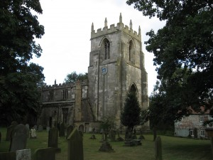 Bubwith church, 2007