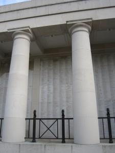 Menin Gate, Ypres, 2012