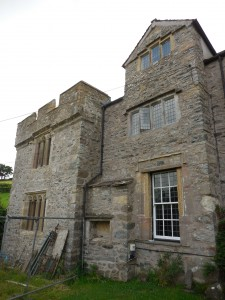 Killington Hall front left