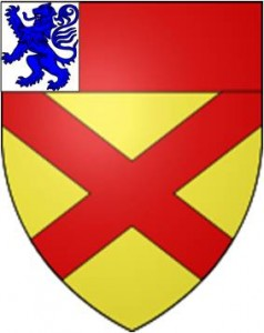 Bruce of Scotland arms