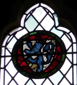 Pickerings arms Ellerton window left