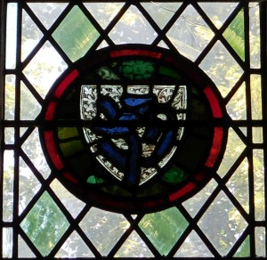 Pickering arms Ellerton window middle