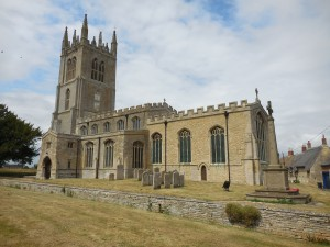 Titchmarsh, 2015 church