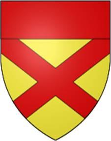de Brus of Annandale arms