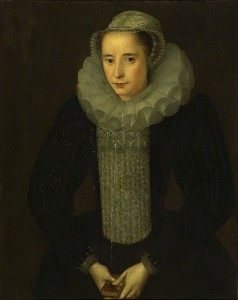 Hester Pickering c1580