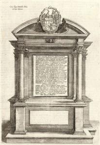 Sir Thomas Puckering's tomb