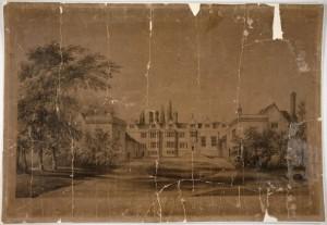 Warwick Priory, Puckering residence