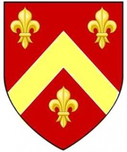 Oswaldkirk Pickerings later arms