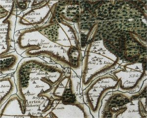 Forest of Brix, 1760
