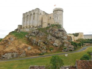 Dukes of Normandy's castle, Falaise 2016