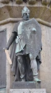 Richard I, Falaise 2016