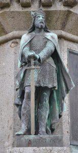 Richard II, Falaise 2016
