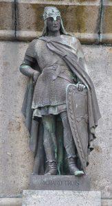 Richard III, Falaise 2016