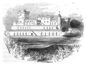 Skelton castle before 1788
